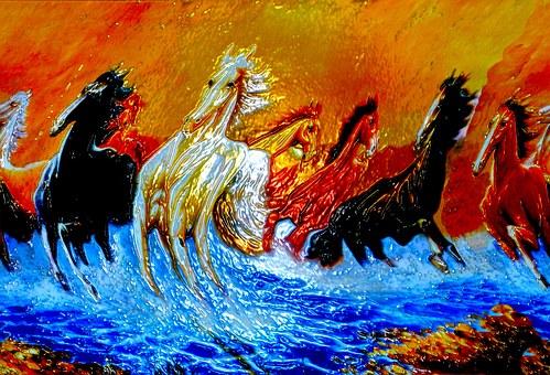 Feng Shui 8 Horses