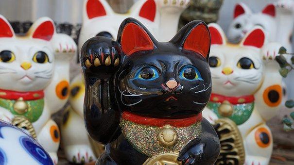 Feng Shui Lucky cat