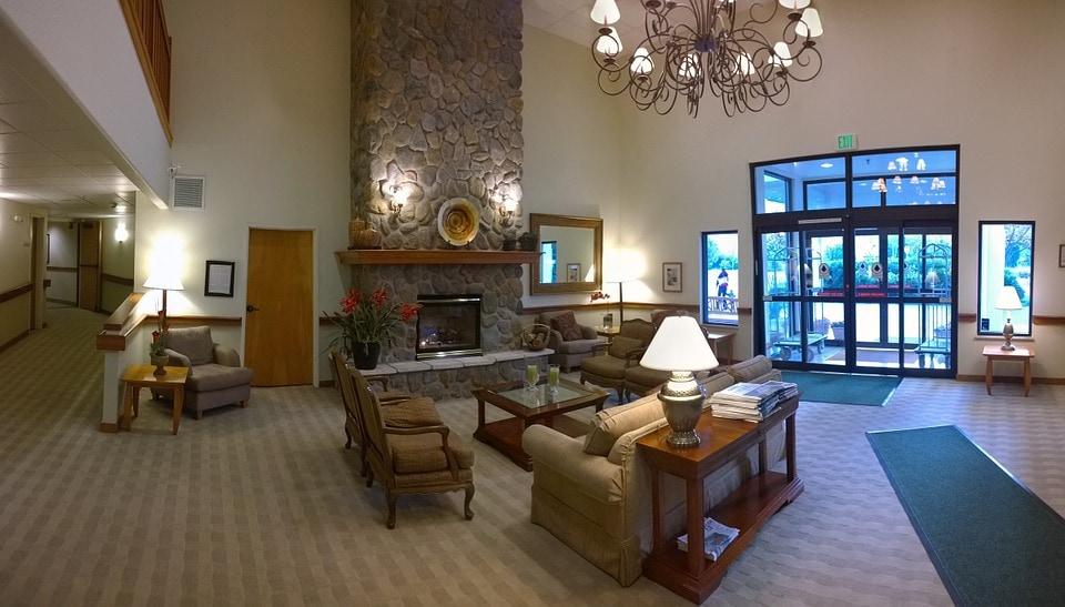 Feng Shui Living room idea