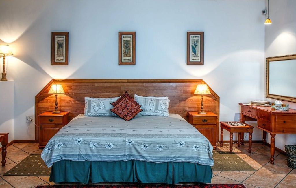 Feng shui bedroom for romance