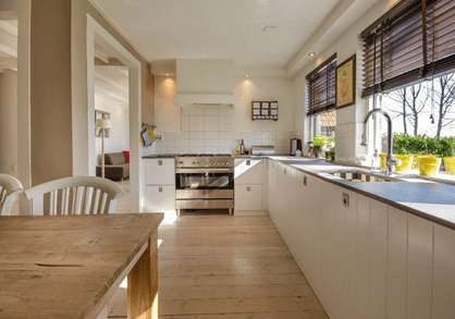 Feng Shui for Cancer move kitchen