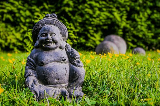 Gifts for health buddha