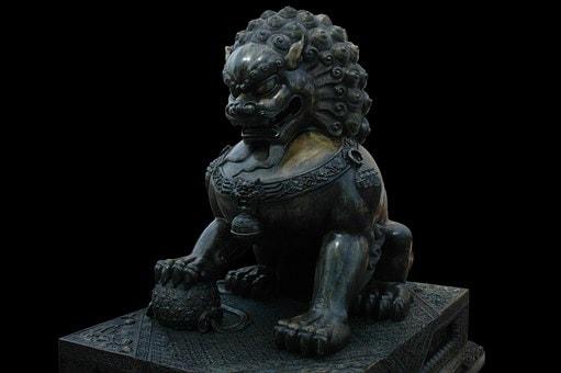 Feng Shui Fu Dog