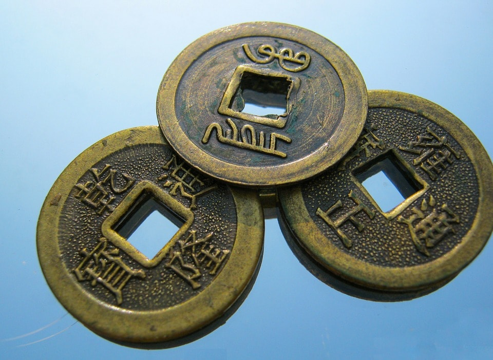 Feng Shui Coin- Symbol