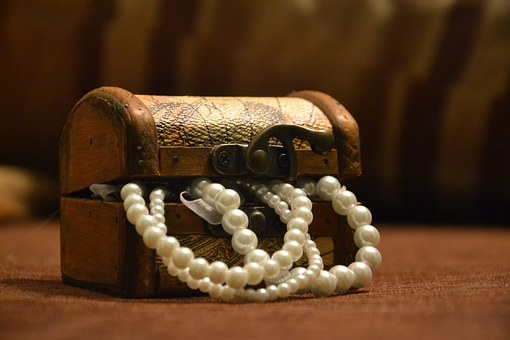 Feng Shui Jewellry Storage