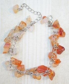 Feng Shui Jewelry Color orange jewelry
