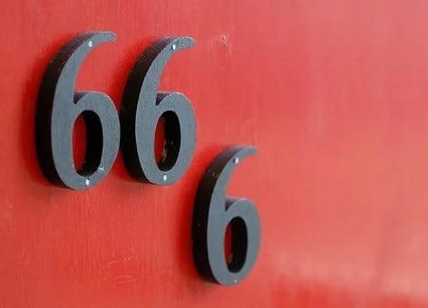 Feg Shui House Numbers
