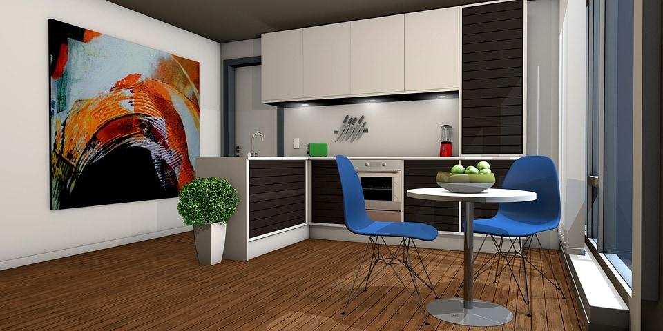 Feng Shui Kitchen design & decor