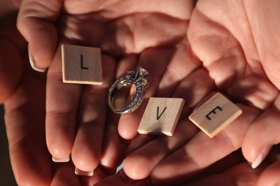 Feng shui charms for love