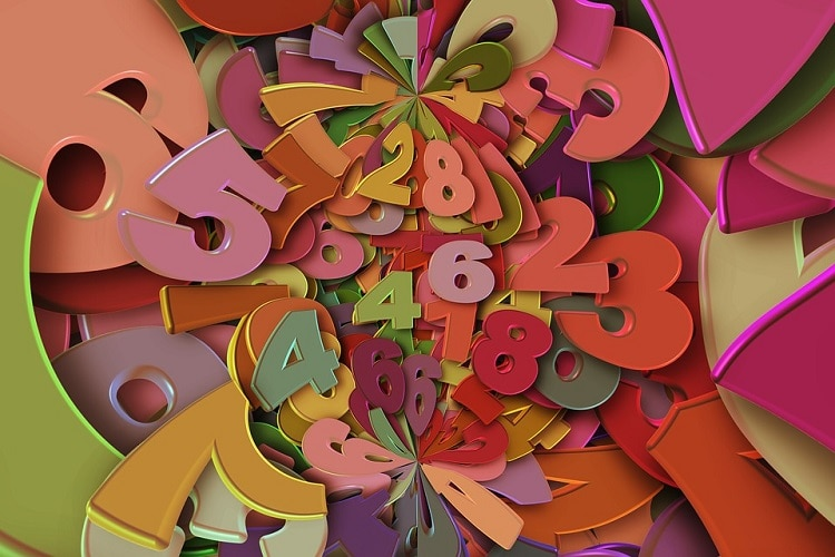 Feng shui lucky numbers