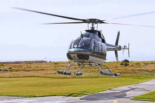 Feng Shui Gifts For Boyfriend-A Night Helicopter Ride