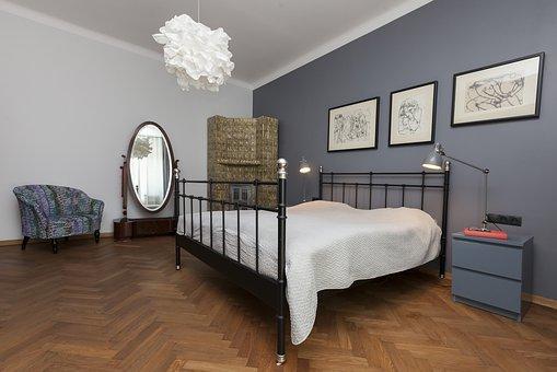 Fengshui Small Bedroom mirror