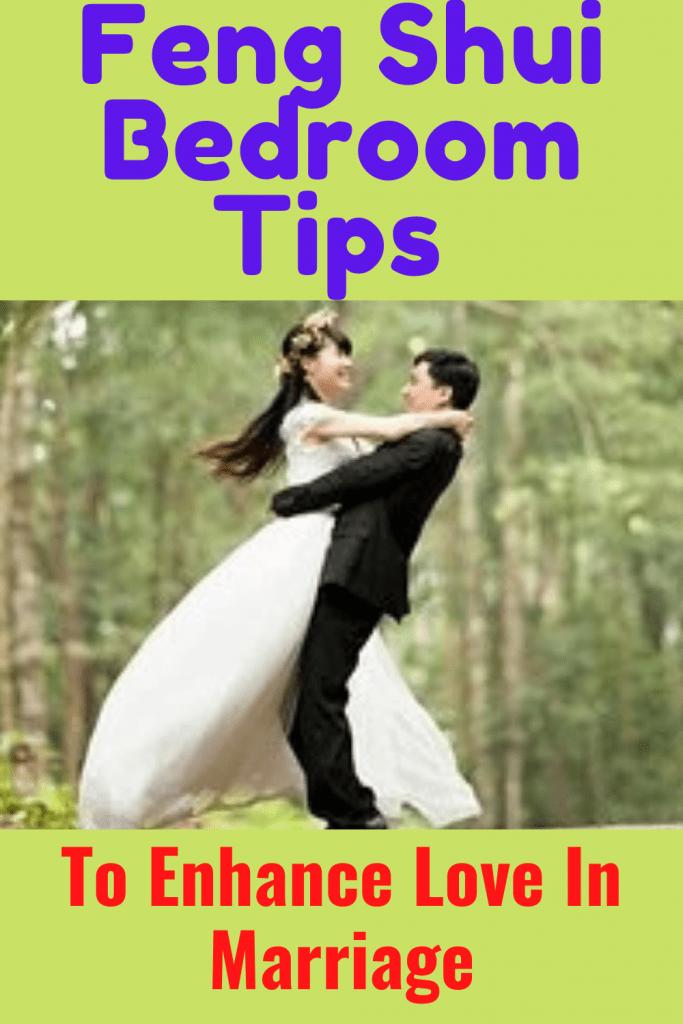 Feng Shui Bedroom Tips Marriage