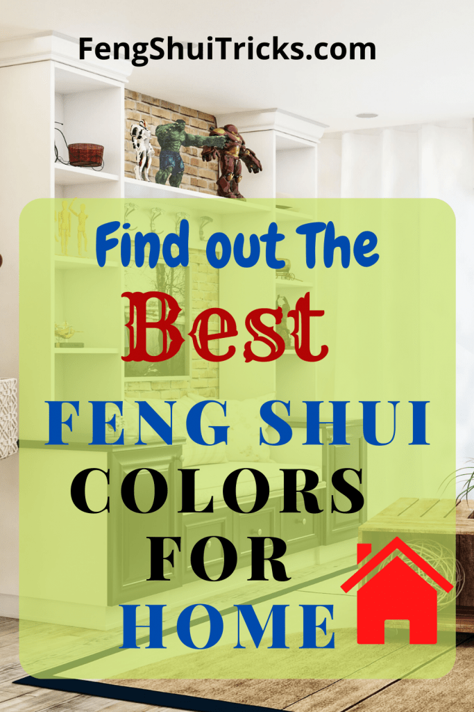 Feng Shui Colors For Home
