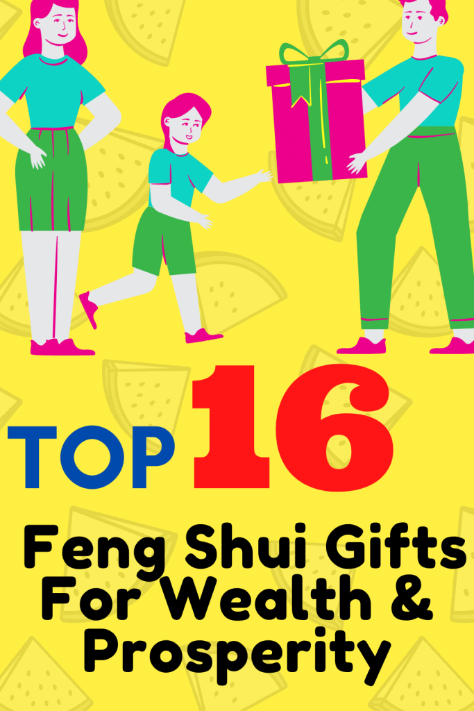 Feng Shui Gifts For Wealth