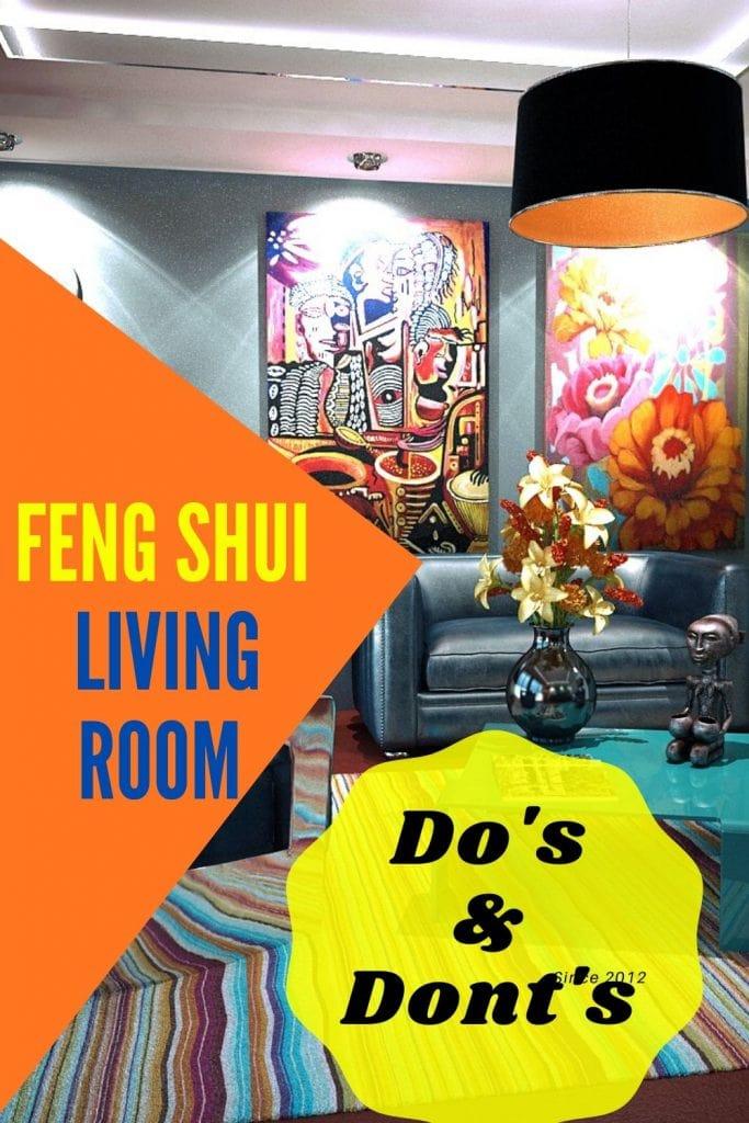 Feng Shui Livingroom 1