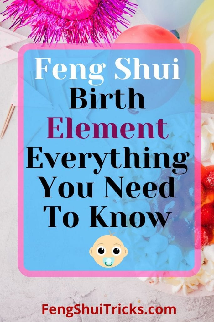Feng shui Birth Element