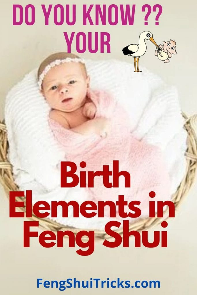 Feng shui Birth Elements