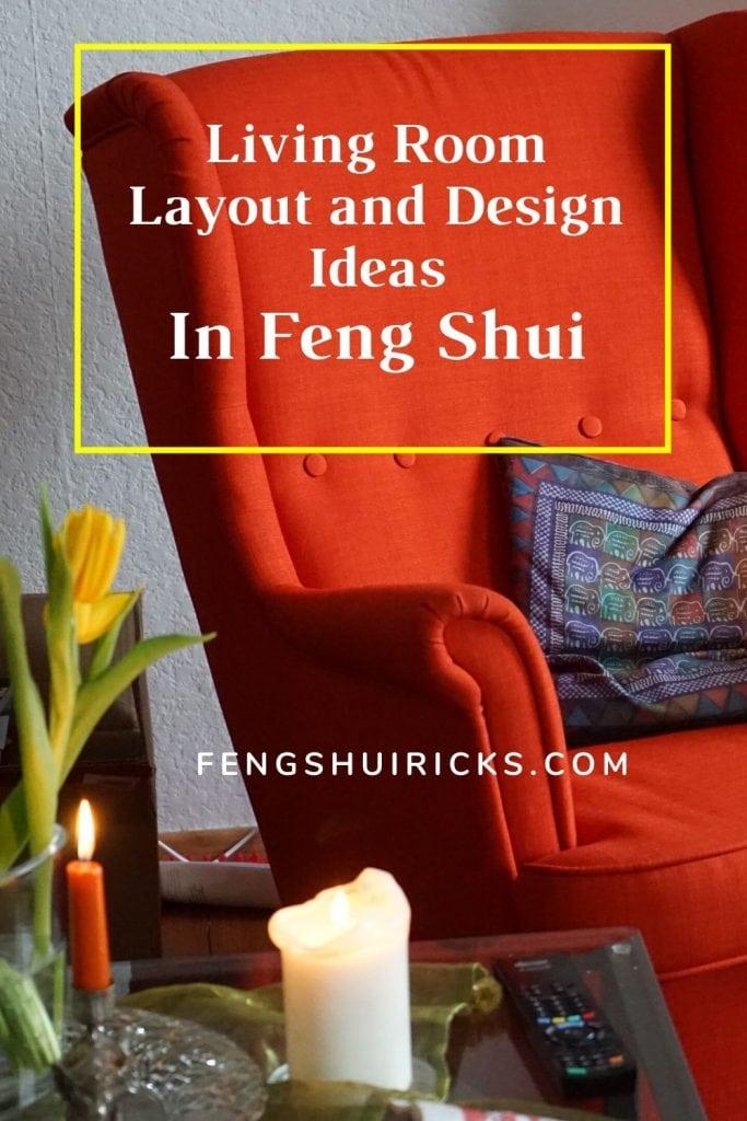 Fengshui LivingRoom Layout