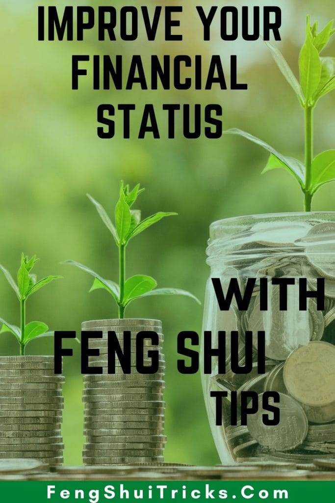 Financial Feng Shui Tips 1