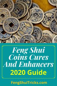 Lucky Feng shui coins