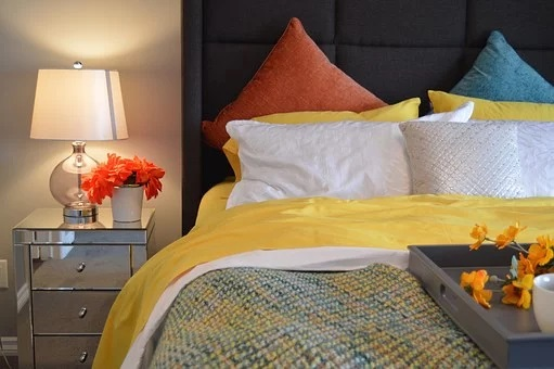 Good Feng Shui In The Home-Bedroom