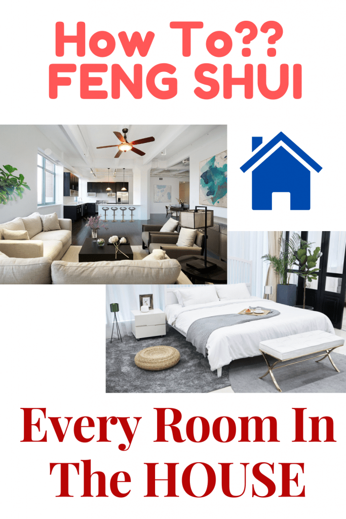 Feng Shui For Evevry Room 1