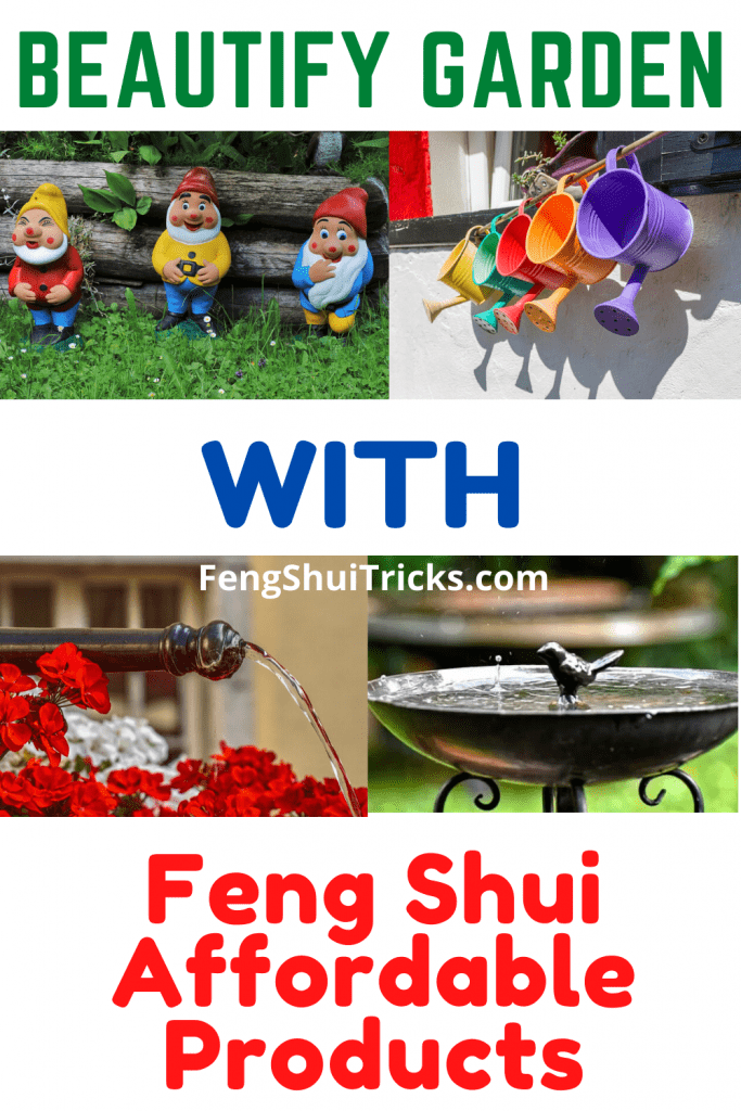 Feng shui garden products 1