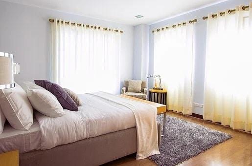 Feng Shui Bedroom Layout