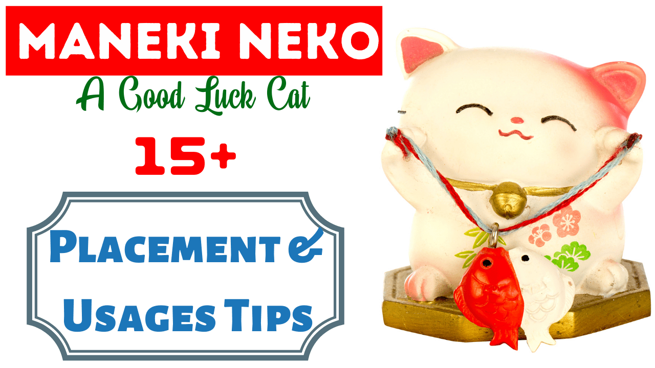 Good Luck Cat Maneki Neko