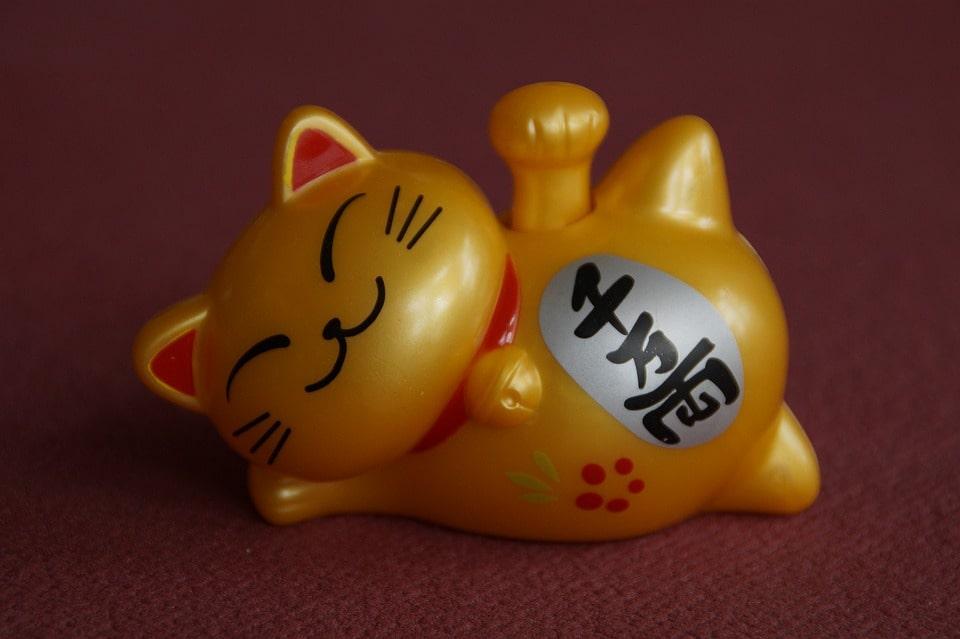 Good Luck Cat- Maneki Neko