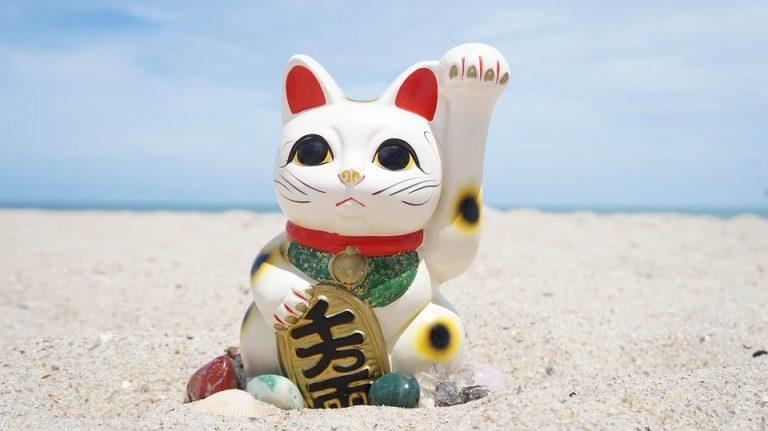 Good Luck Cat Maneki Neko