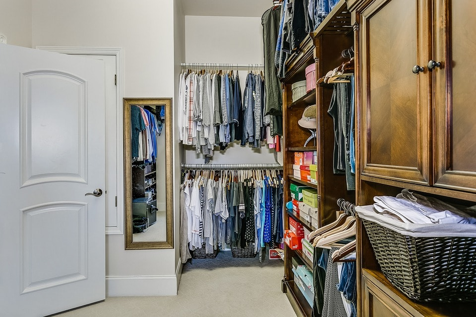How To Clean Out Closet