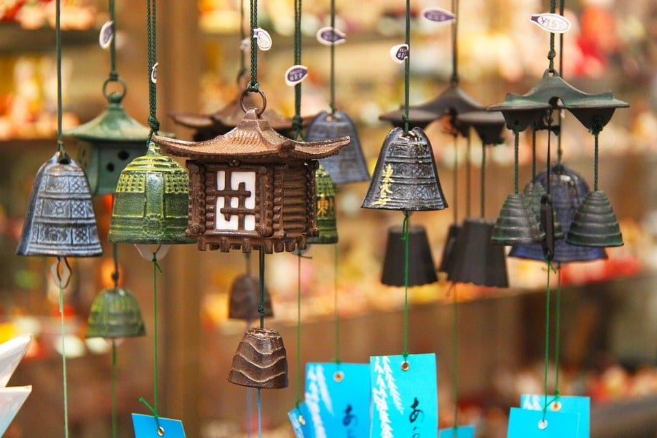 Feng Shui Wind Chimes Meaning