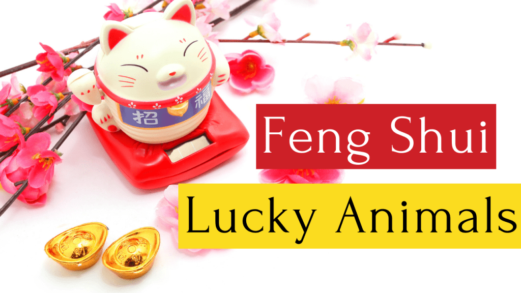 Feng Shui lucky animals