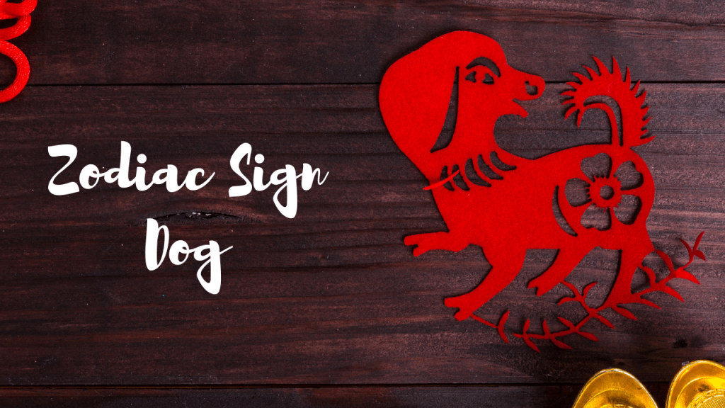 Chinese Zodiac Sign 2021 Dog