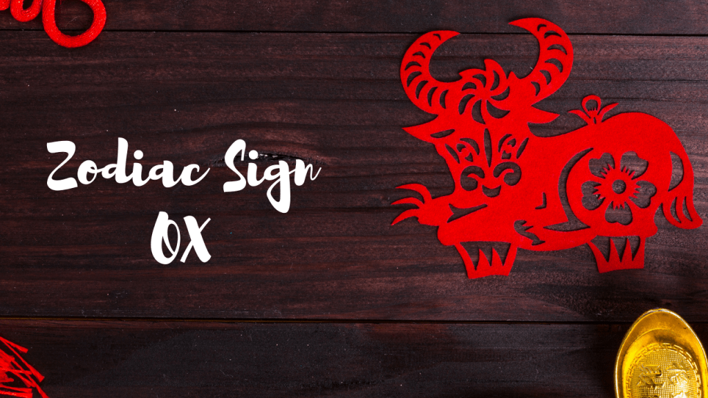 Chinese Zodiac Sign 2021 For Ox