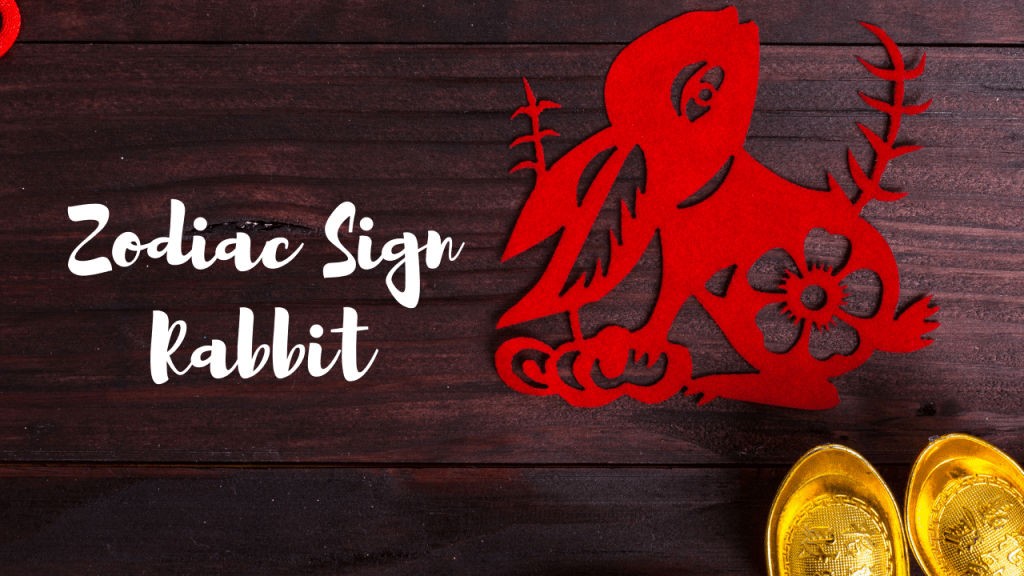 #6 Chinese Zodiac Sign 2021 For Rabbit