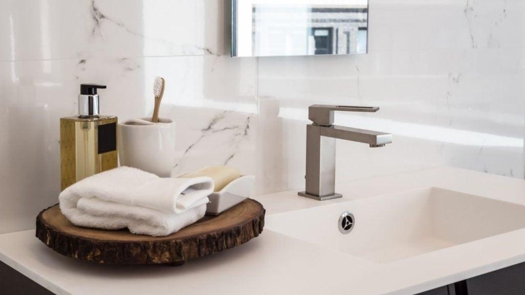 Feng Shui Bathroom