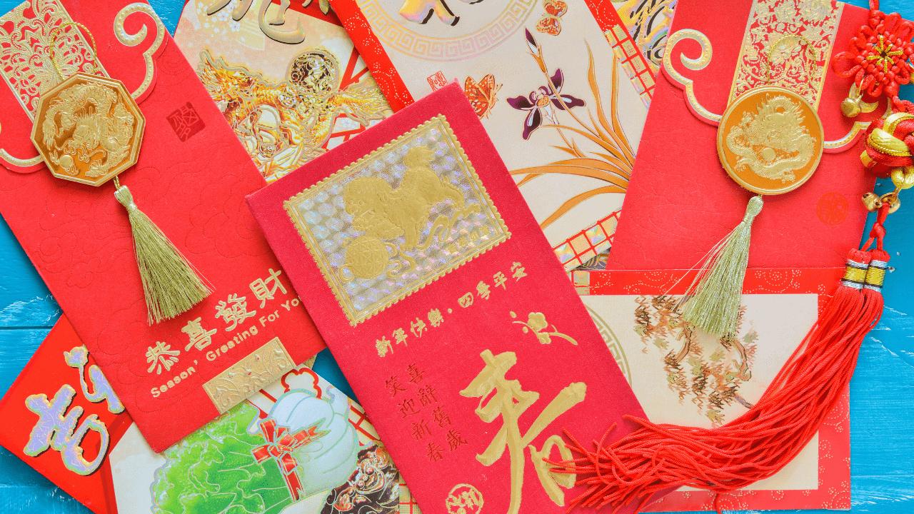 Feng Shui Red Envelope