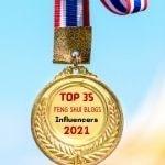 Fengshuitricks.com award