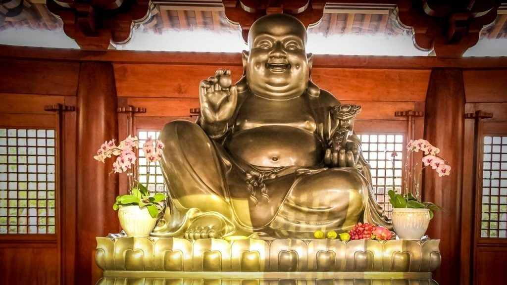 Laughing Buddha Placement In Feng Shui