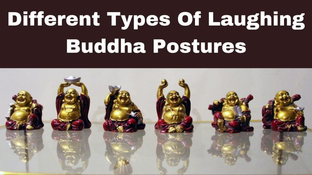 Different Types Of Laughing Buddha Postures