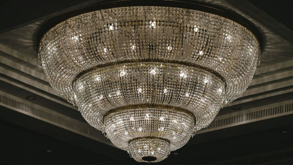 Spiritual Meaning Of Chandeliers