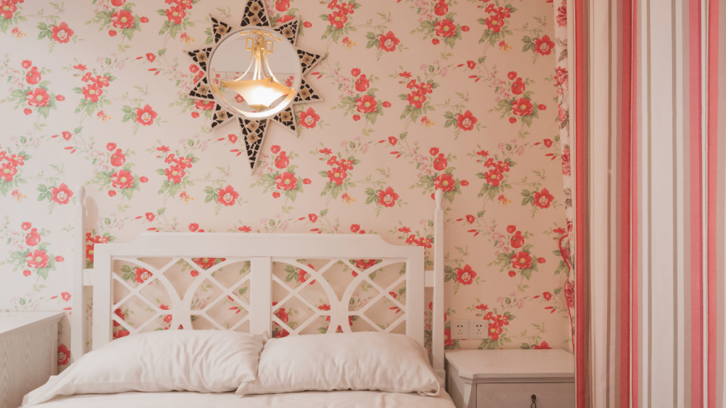 Mirror above bed bedroom feng shui tips