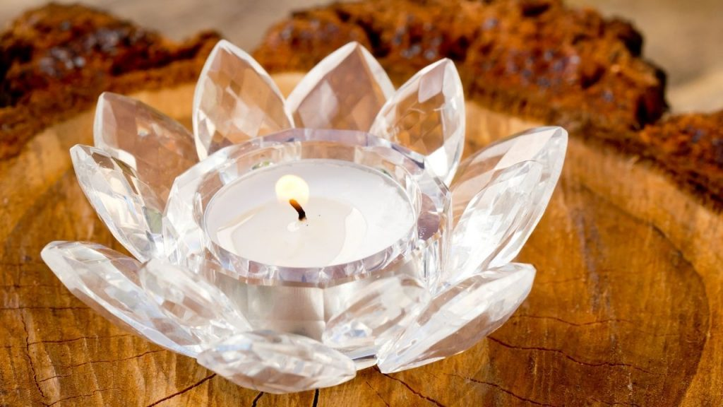 Crystal Lotus Flower Placement Tips