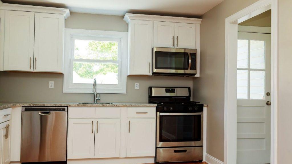 Kitchen Installed At Northeast Sector