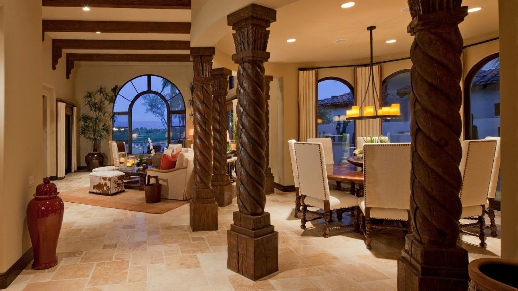 Exposed Pillars In House feng shui remedies