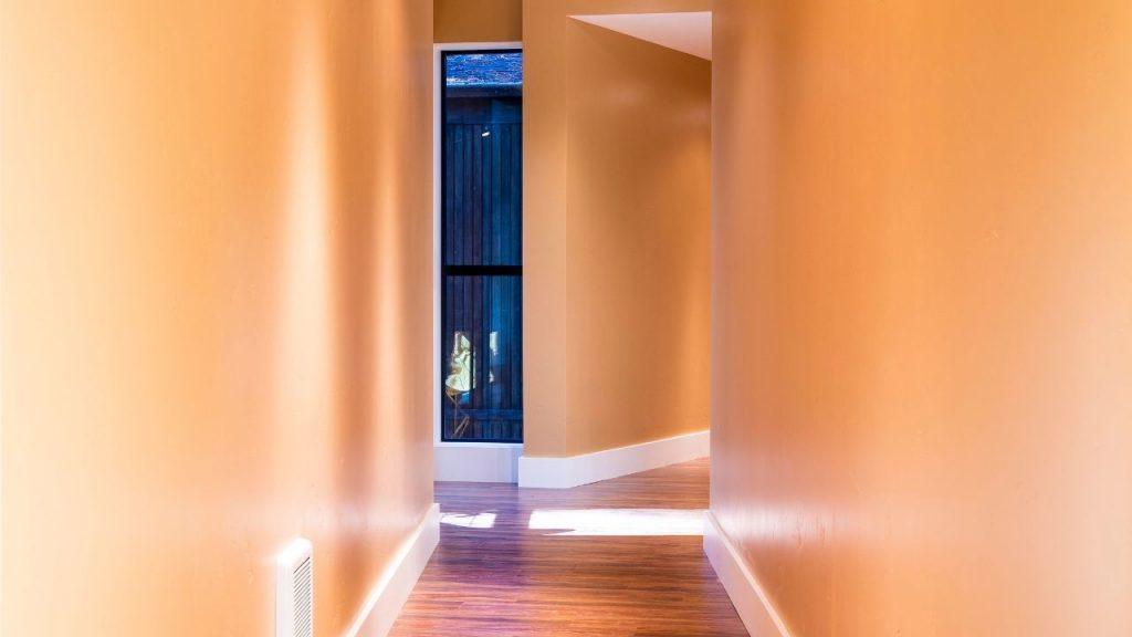 Long, Narrow Hallway
