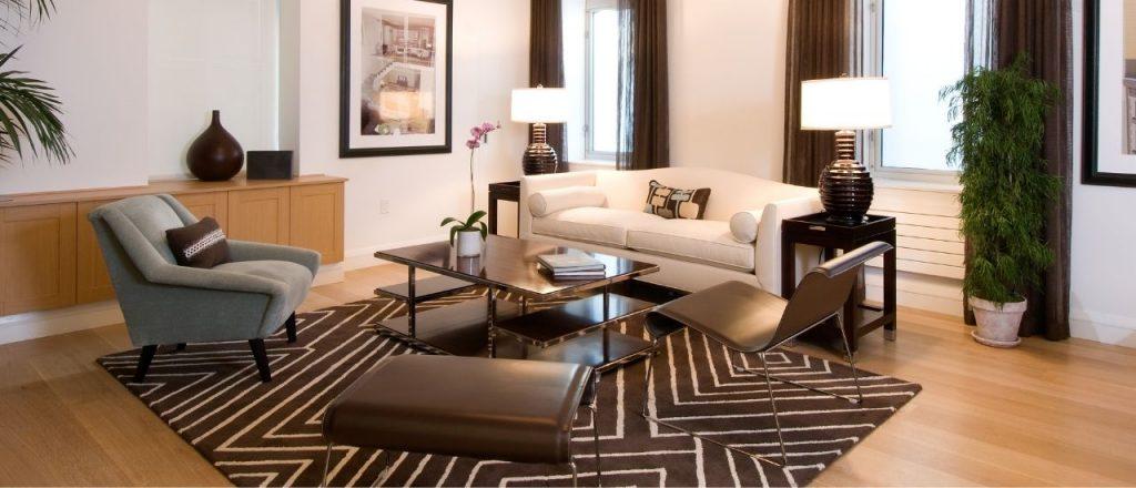 Feng shui Living Room Rugs